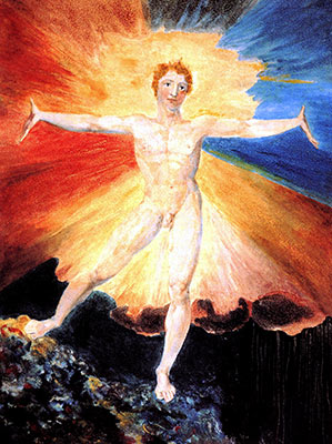 William Blake - Glad Day